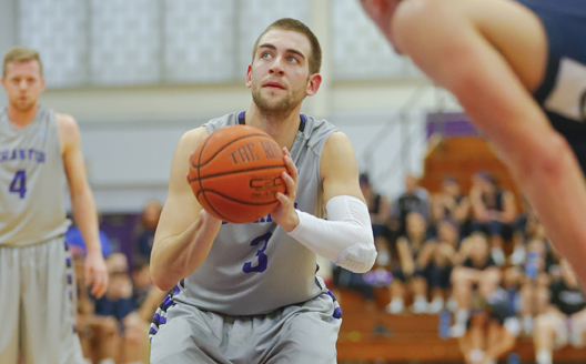 Senior guard Ross Danzig has been named The University of Scranton Athlete of the Week.