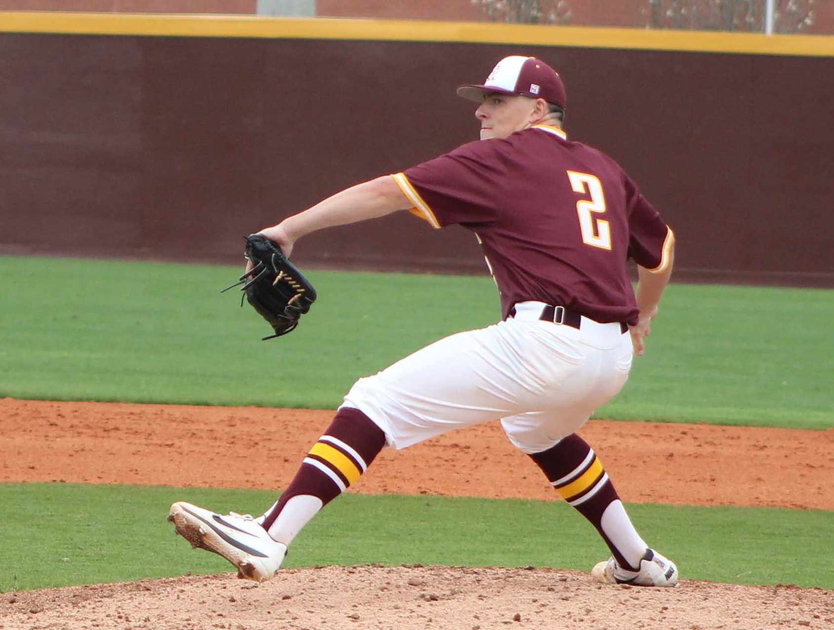 Right-hander Miles Smith is expected to be one of the leaders on the Pearl River baseball team in 2019. The Wildcats recently opened fall practice. (PRCC ATHLETICS)