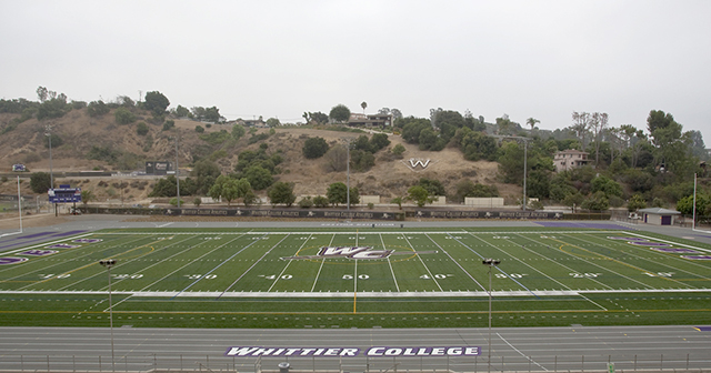 Whittier: Memorial Stadium Renovation Complete