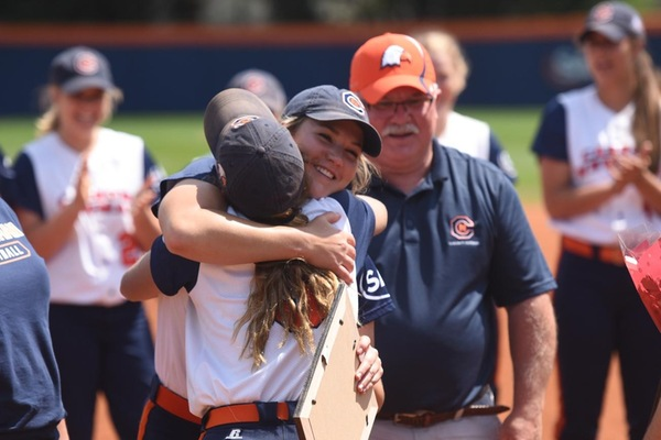 Webster celebrates senior day with sweep of Tusculum