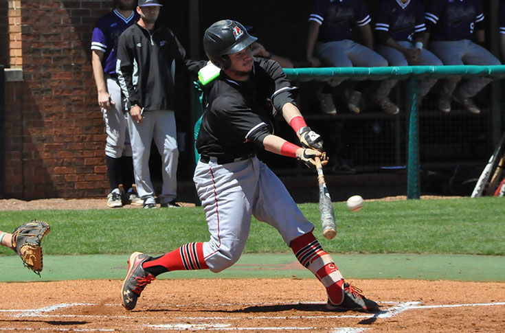 Baseball: Casey Bell's grand slam helps propel Panthers past Piedmont 11-6