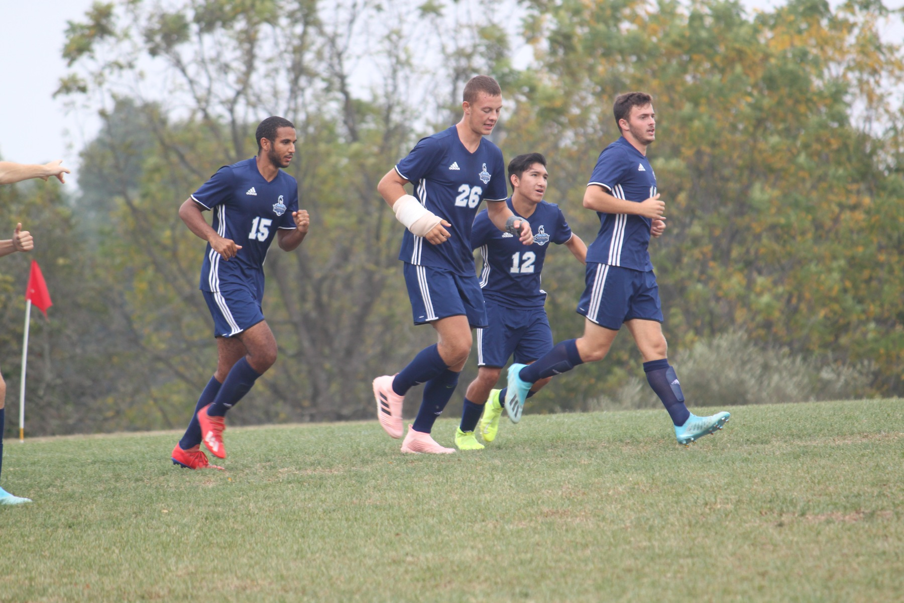 Men's Soccer: 12-0 in EPAC
