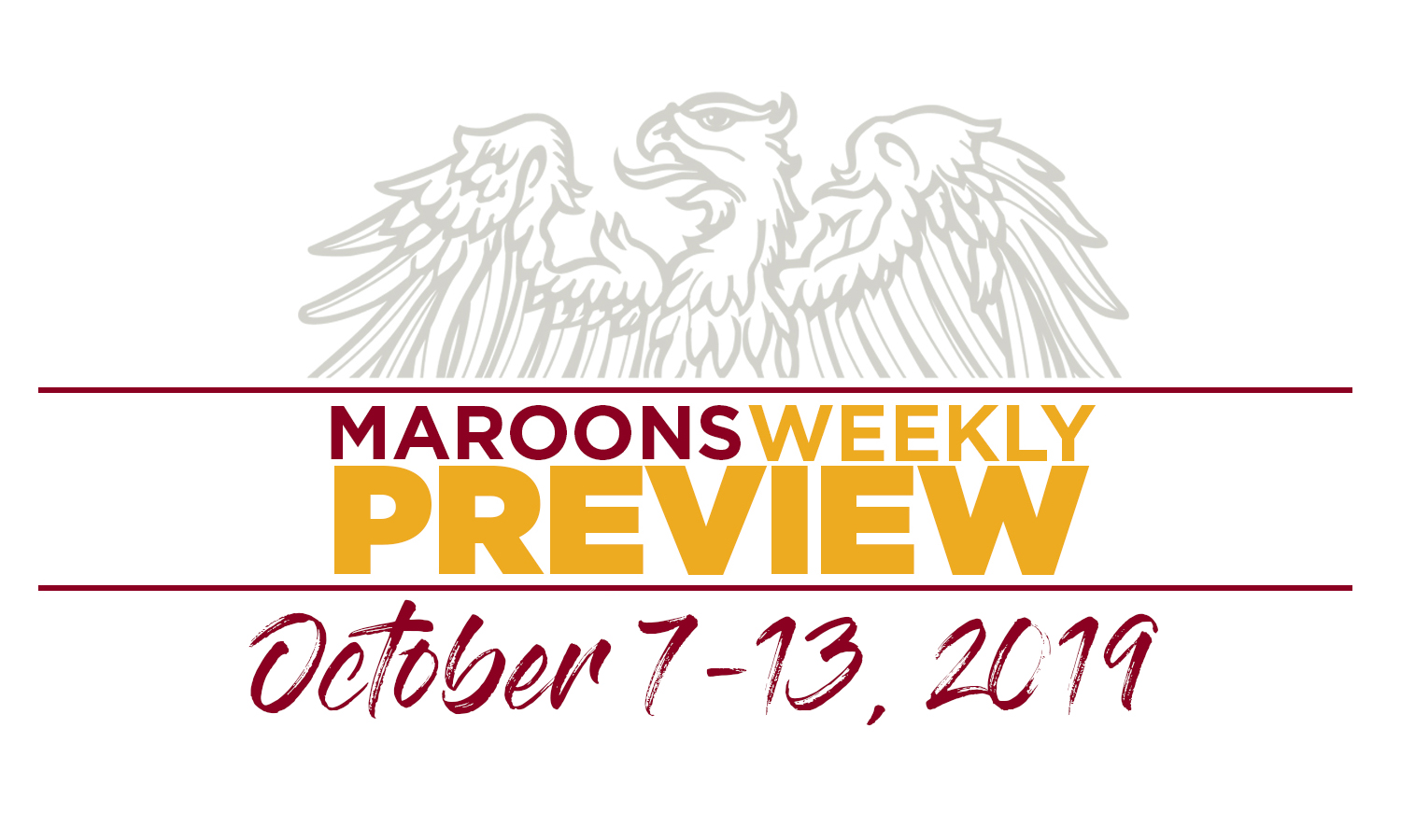 UChicago Athletics Preview: October 7-13