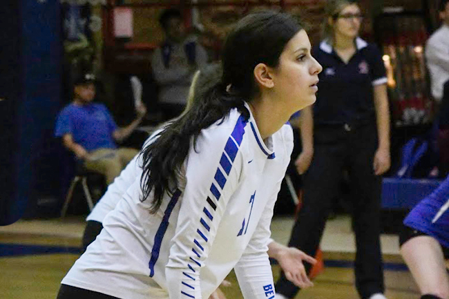 WOMEN'S VOLLEYBALL CONTINUE HOT STREAK WITH WIN OVER COLTS