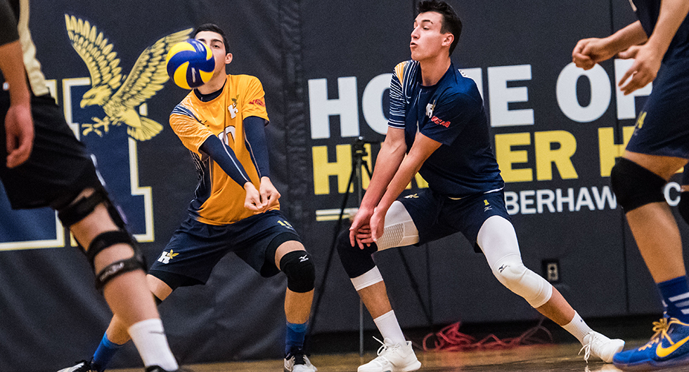 SECOND CUTS ANNOUNCED BY MEN'S VOLLEYBALL