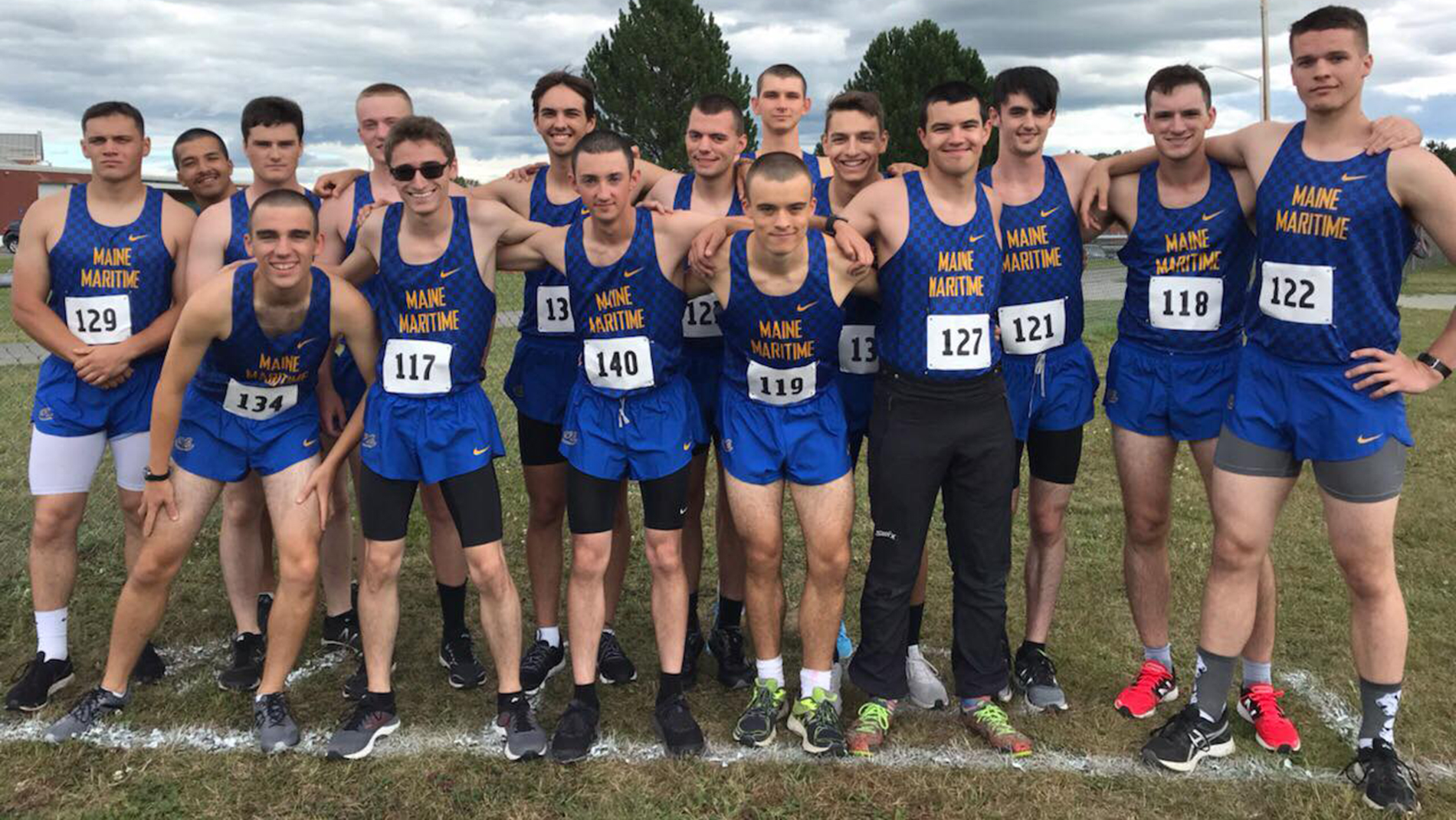 Men's Cross Country Wins Second Consecutive UMPI Invitational