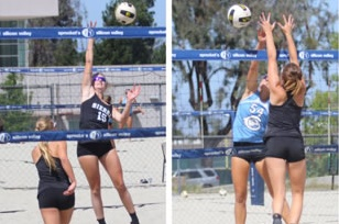 Cabrillo's Mitchell/Ehritt Claim NorCal Beach Volleyball Pairs Title