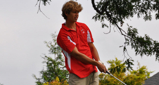 Hornet Golf Ties for Sixth at VSGA Intercollegiate