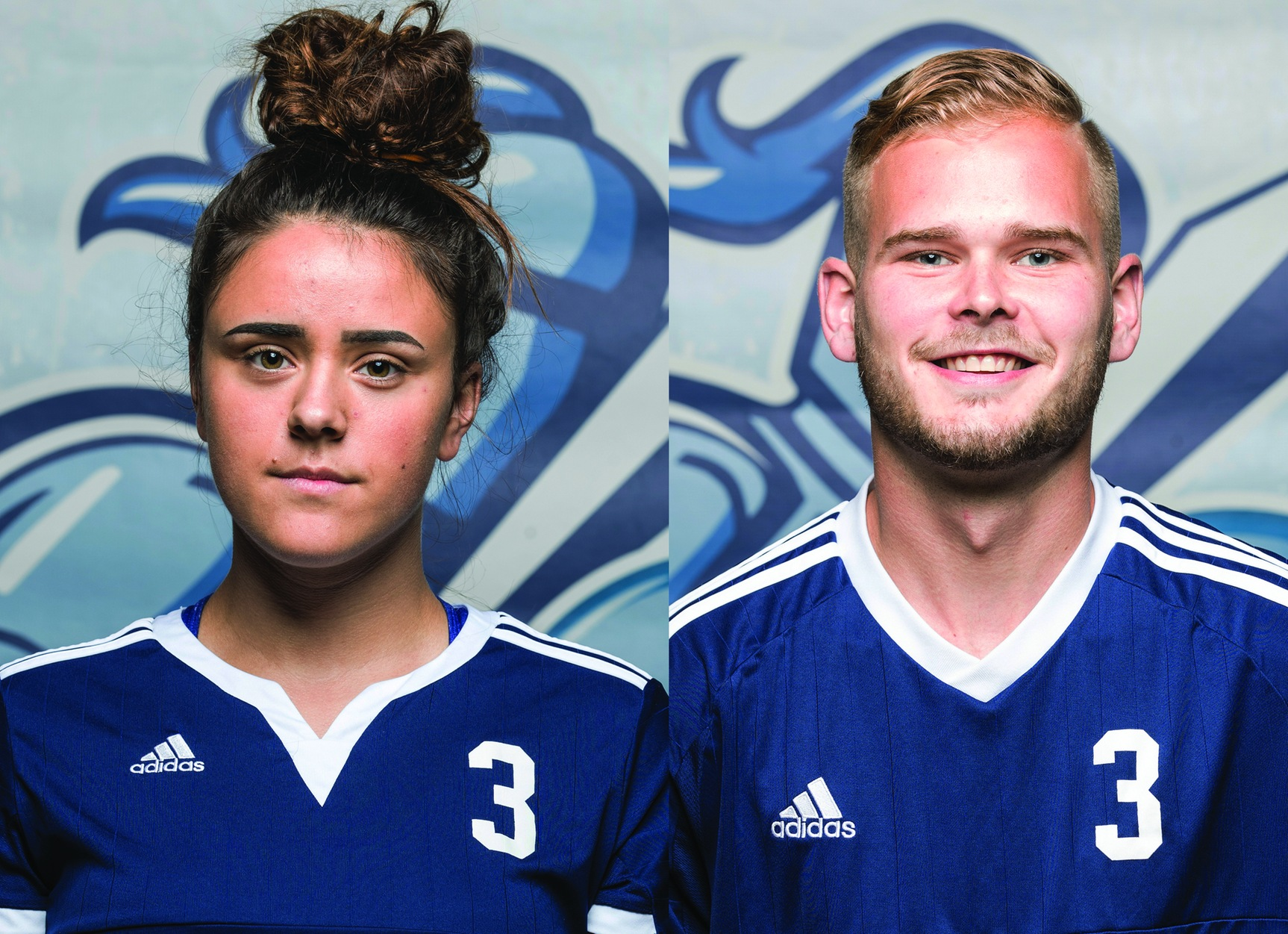 NEWS: Currie and Hebert named athletes of the week