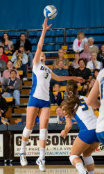 UCSB Opens Four-Match Homestand on Tuesday vs. UC Riverside