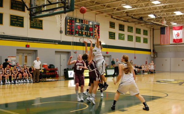 Hornets Lose Battle Against Cadets