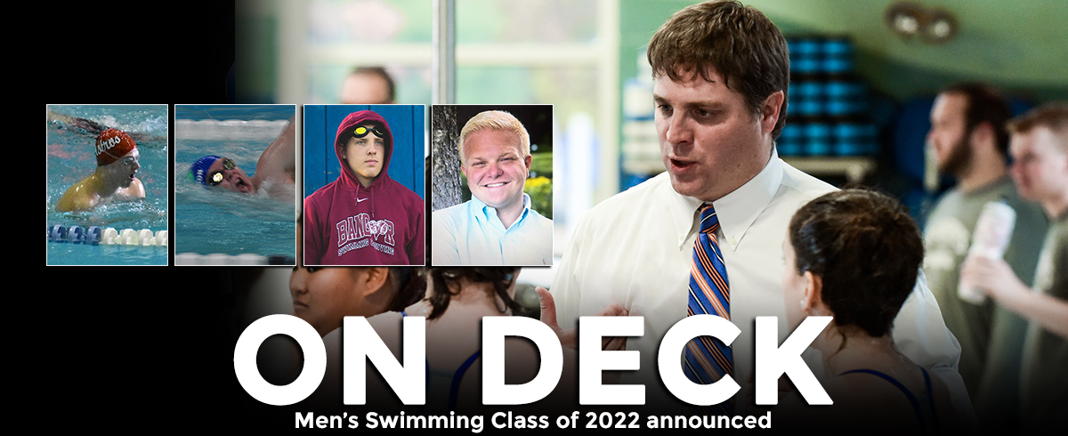 Men's Swimming Class of 2022 Released
