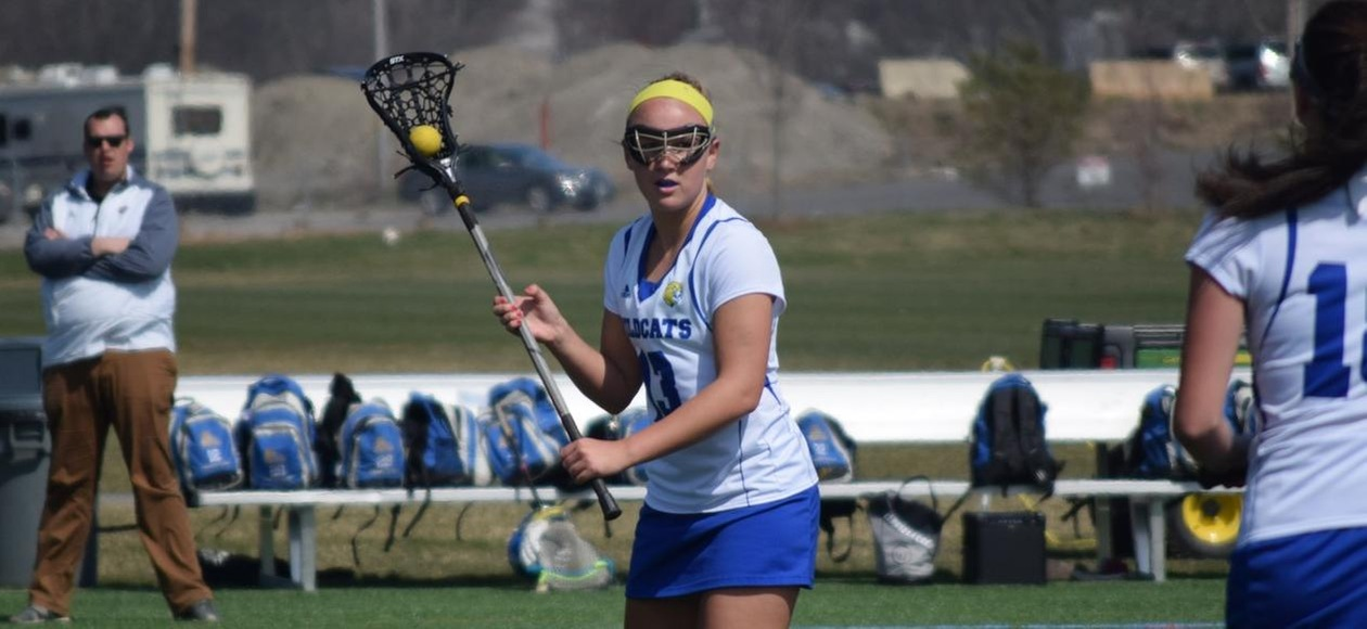 JWU Women's Lacrosse Clips Falcons 20-2