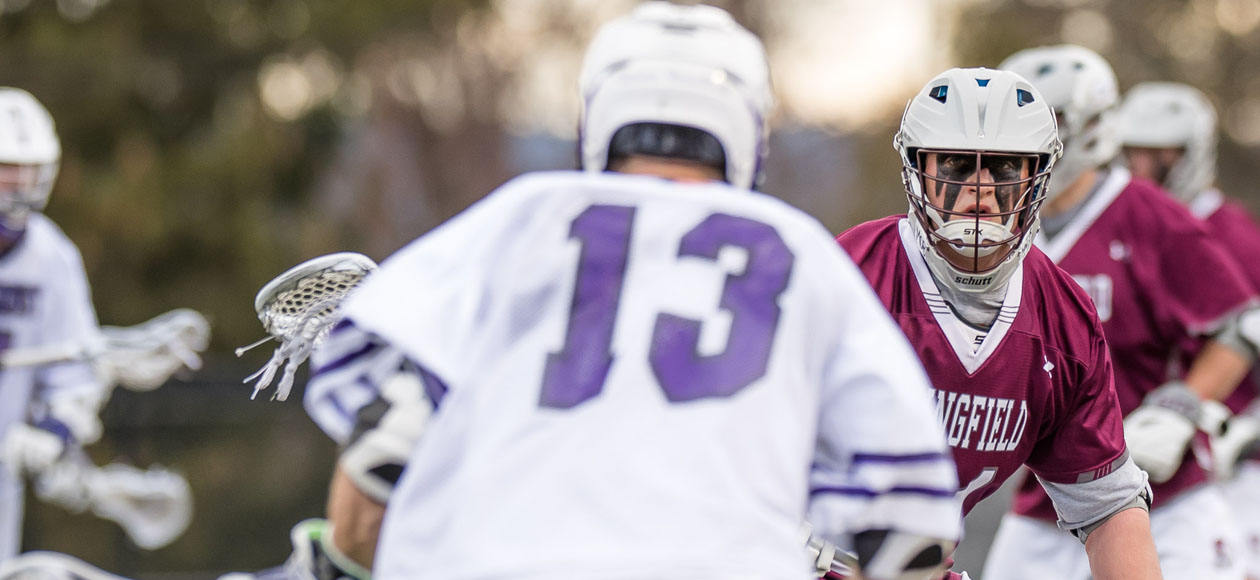 No. 12 Amherst Holds Off Men's Lacrosse, 18-14