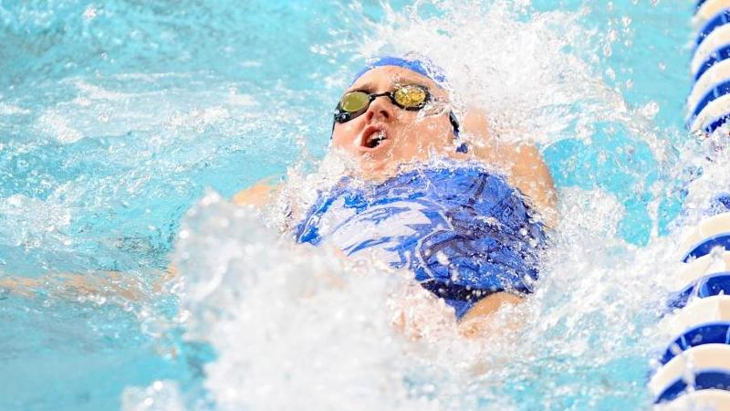 CCSU Drops Tri Meet; Goldman Breaks CCSU Record