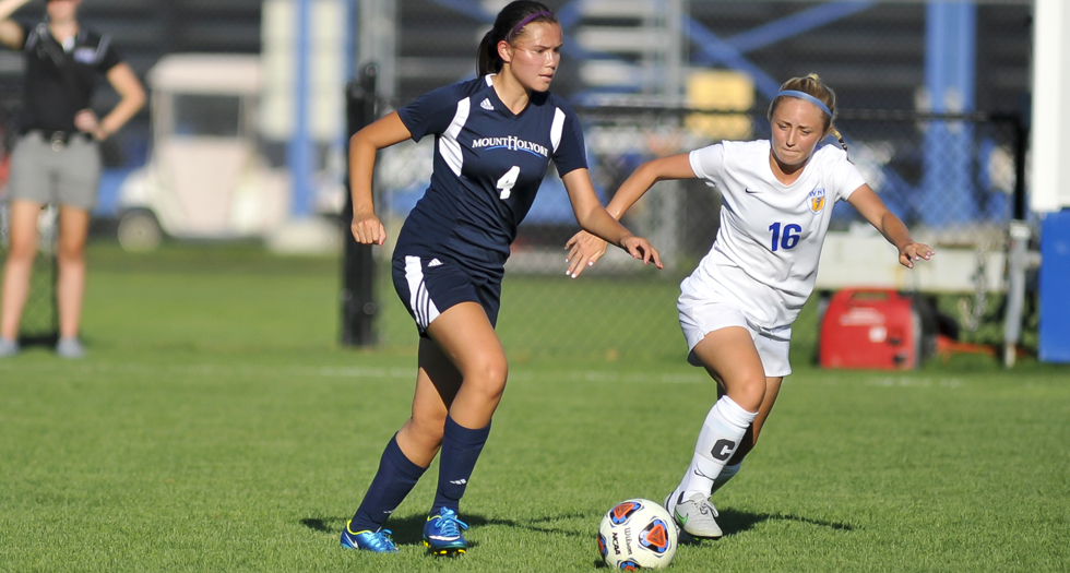 Soccer Shoulders 1-0 Loss to UMass-Dartmouth