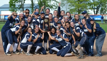 CWRU Softball Crowned Super Regional Champs With 4-1 Win Over #17 Hope; Heads to Oklahoma City