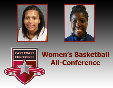 Aiken and Gamble Headline Women's Basketball All-Conference Awards