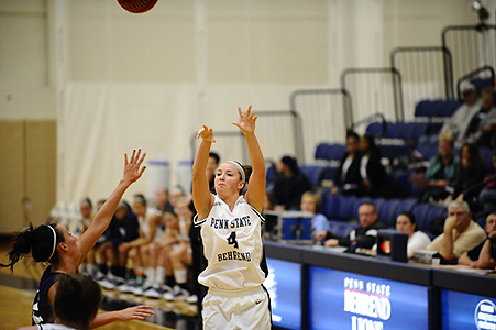 Lions Upset No. 19 Medaille, 75-61