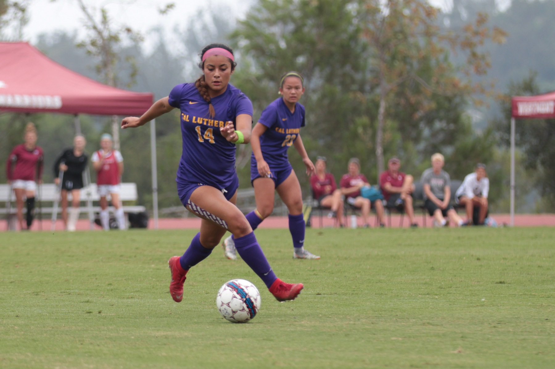 Regals Surge to 5-1 Victory Over Leopards