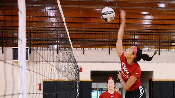 Polk State volleyball beats Eastern Florida on the road