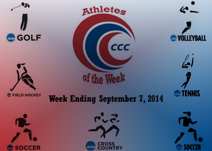 Johnson Named as CCC and ECAC Defender of the Week