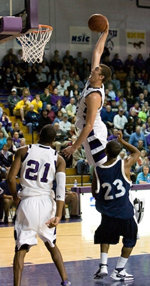 Winona State's John Smith Repeats as State Farm Division II Player of the Year