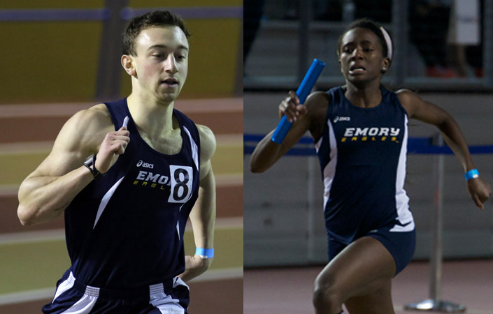 17 From Emory Track & Field Named to USTFCCCA All-Academic Team
