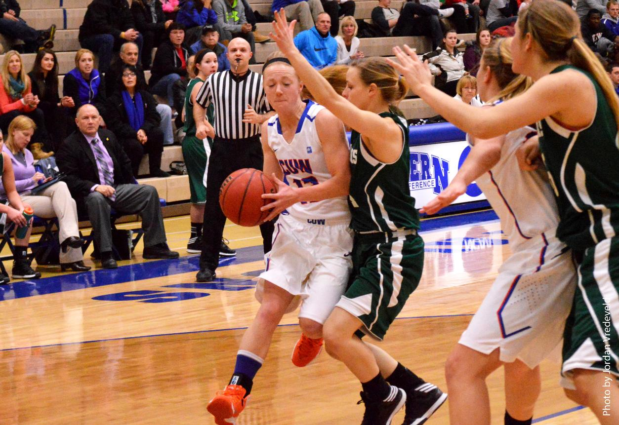 Women's Basketball vs. Wisconsin Lutheran College (Jan. 29 ...