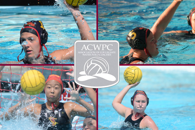 Four Athenas named as All-Americans for second straight year