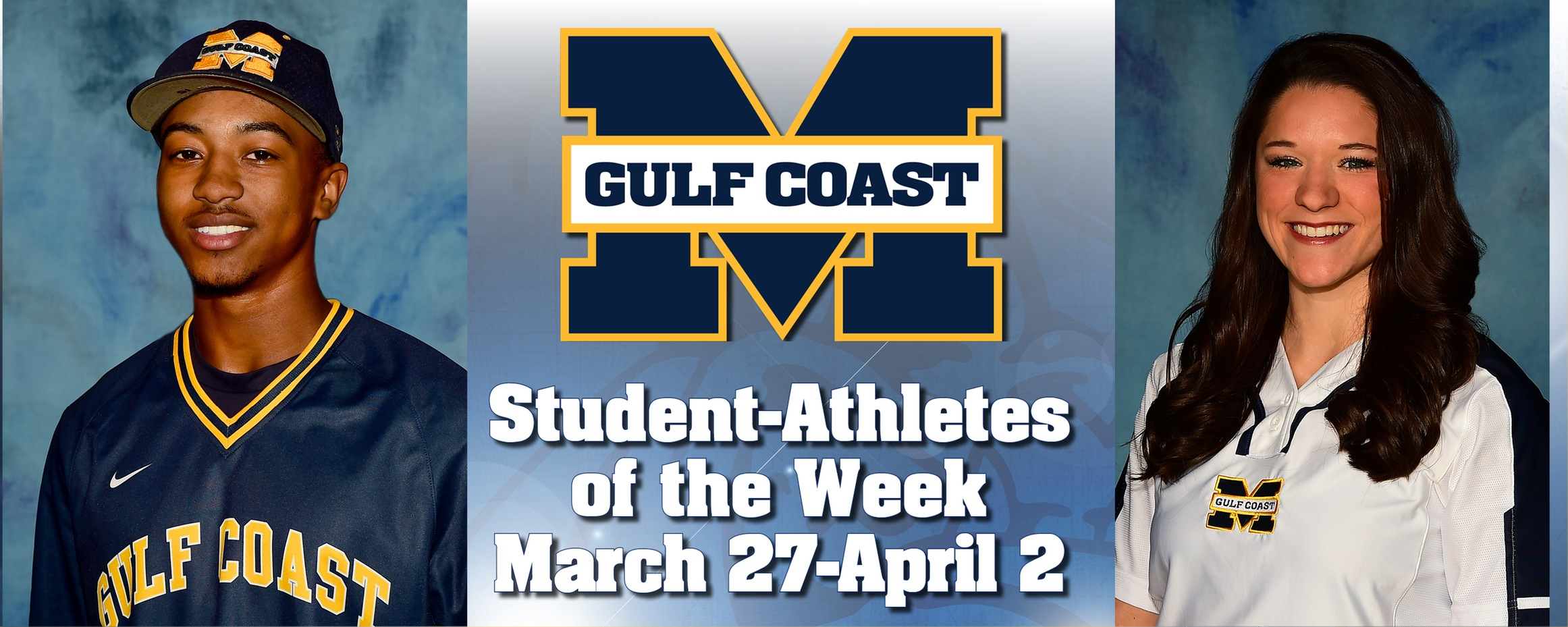Stokes, Nichols named MGCCC Student-Athletes of the Week