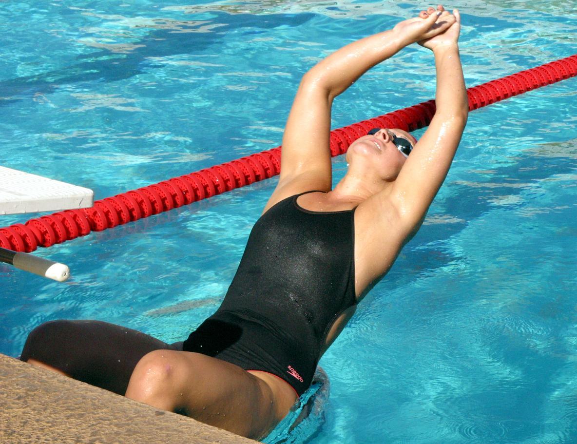 pentathlon swim meet 2013