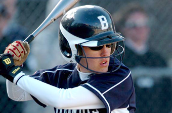 Brandeis blasts by Emerson for dramatic softball sweep