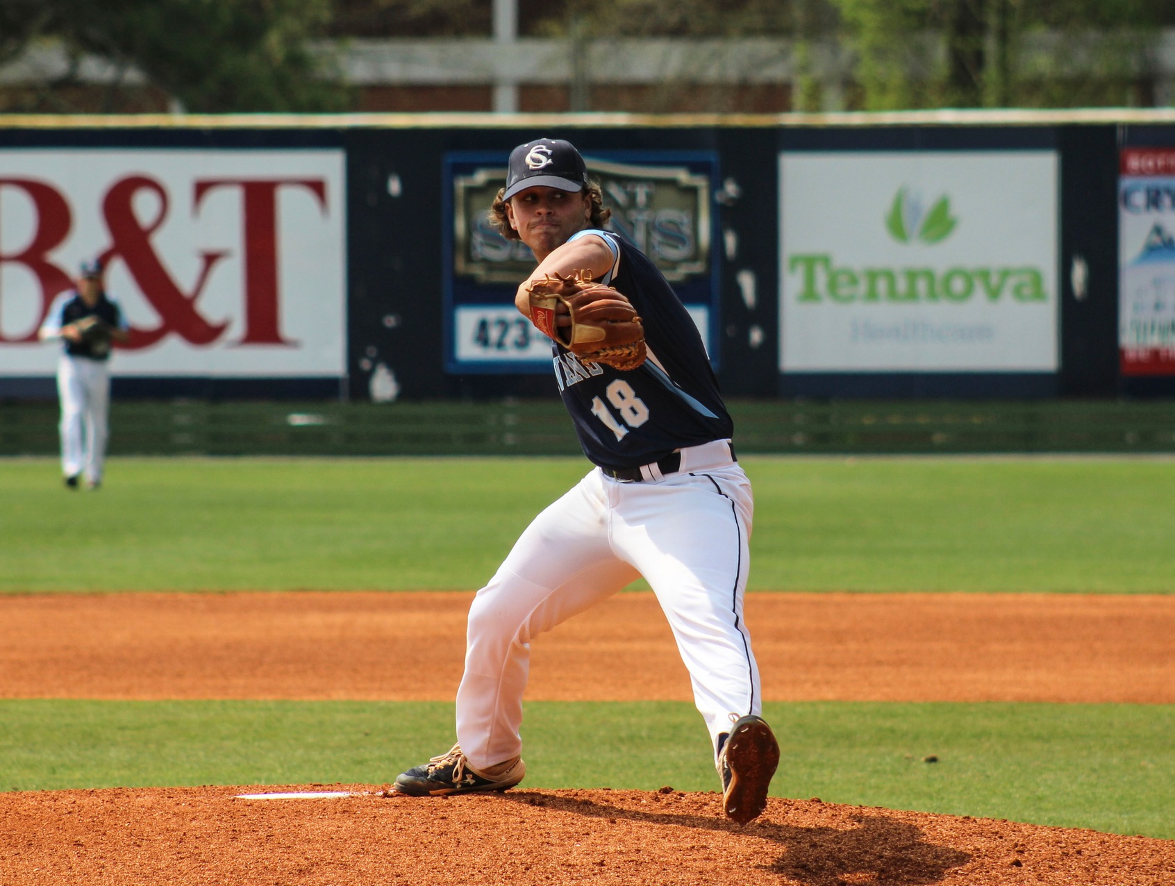 Hickman Named TCCAA Pitcher of the Week