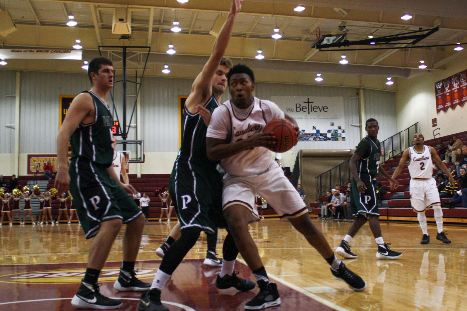 Rivalry Renews As Walsh Hosts Cedarville