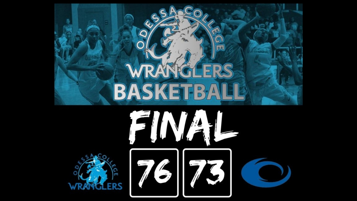 Wrangler Women advance to Region 5 Semi-Finals with 76-73 victory over Collin College