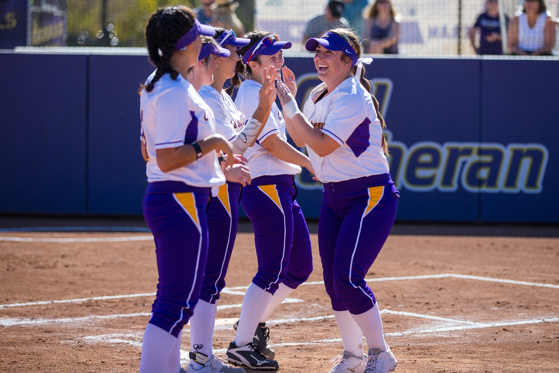 Regals Pitching Leads to Sweep of Athenas