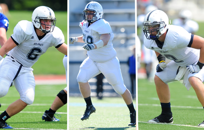 2012 Football Captains Announced