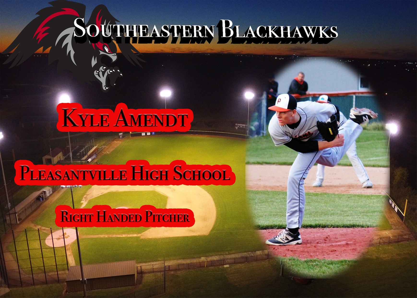 SCC Baseball Adds Pitcher to 2018-2019 Roster