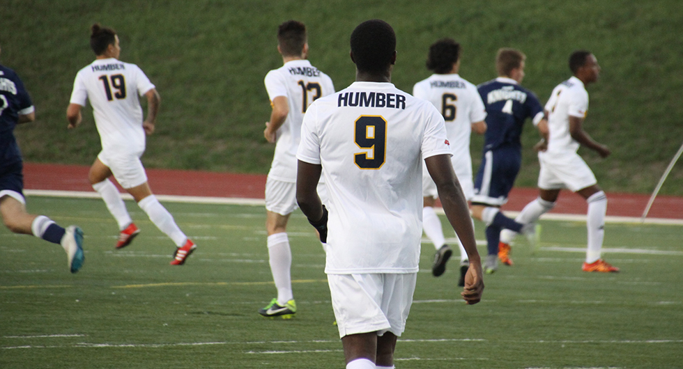 No. 1 MEN'S SOCCER RETURNS TO PITCH AGAINST CONESTOGA