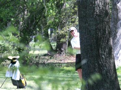 Golfers Score Solid 2nd Place Finish at Camp Lejeune
