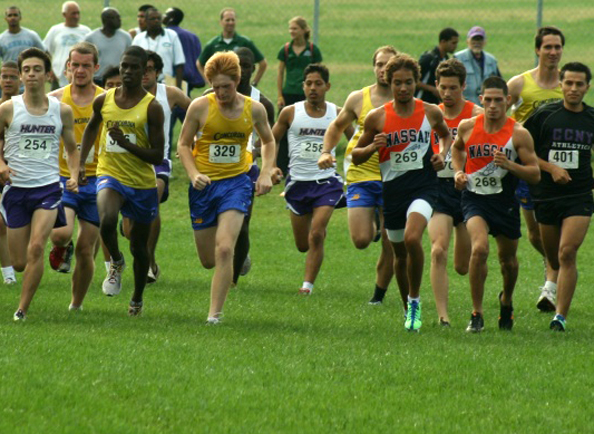 Clippers Finish Strong Race at the Hunter College Developmental Meet