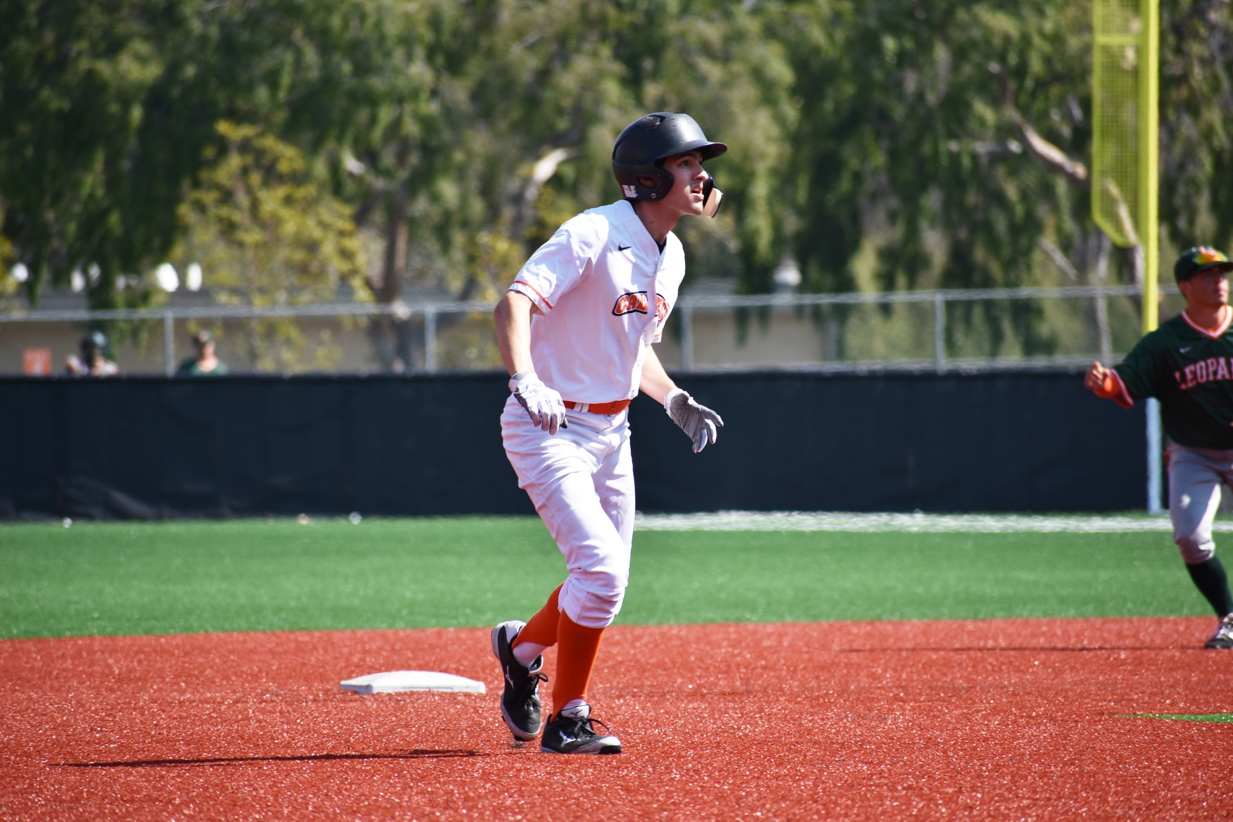 Baseball Wraps SCIAC Schedule at Cal Lutheran