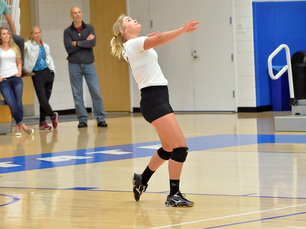 Winning Streak Runs to Five for Volleyball After Tri-match Sweep