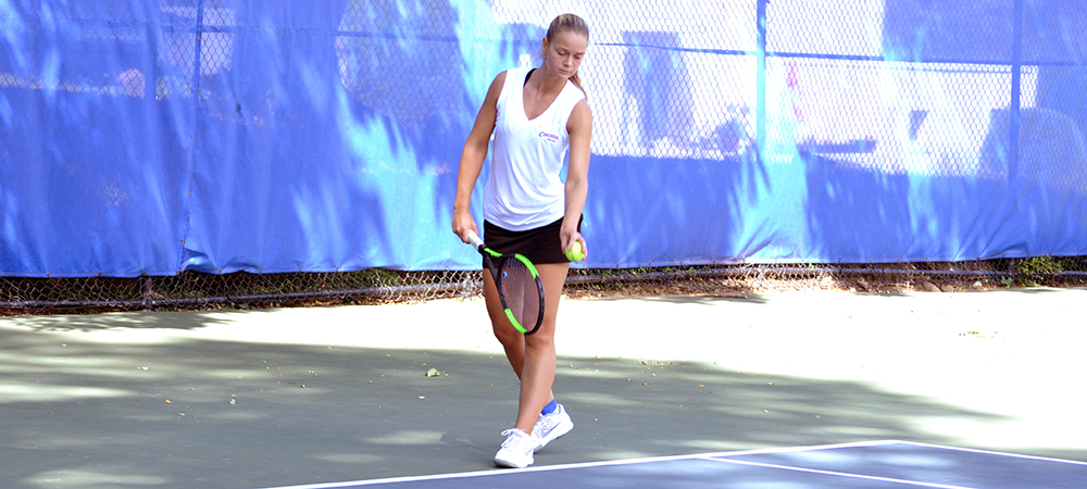 Concordia Women's Tennis Earns a 6-3 Win in CACC Action at USciences