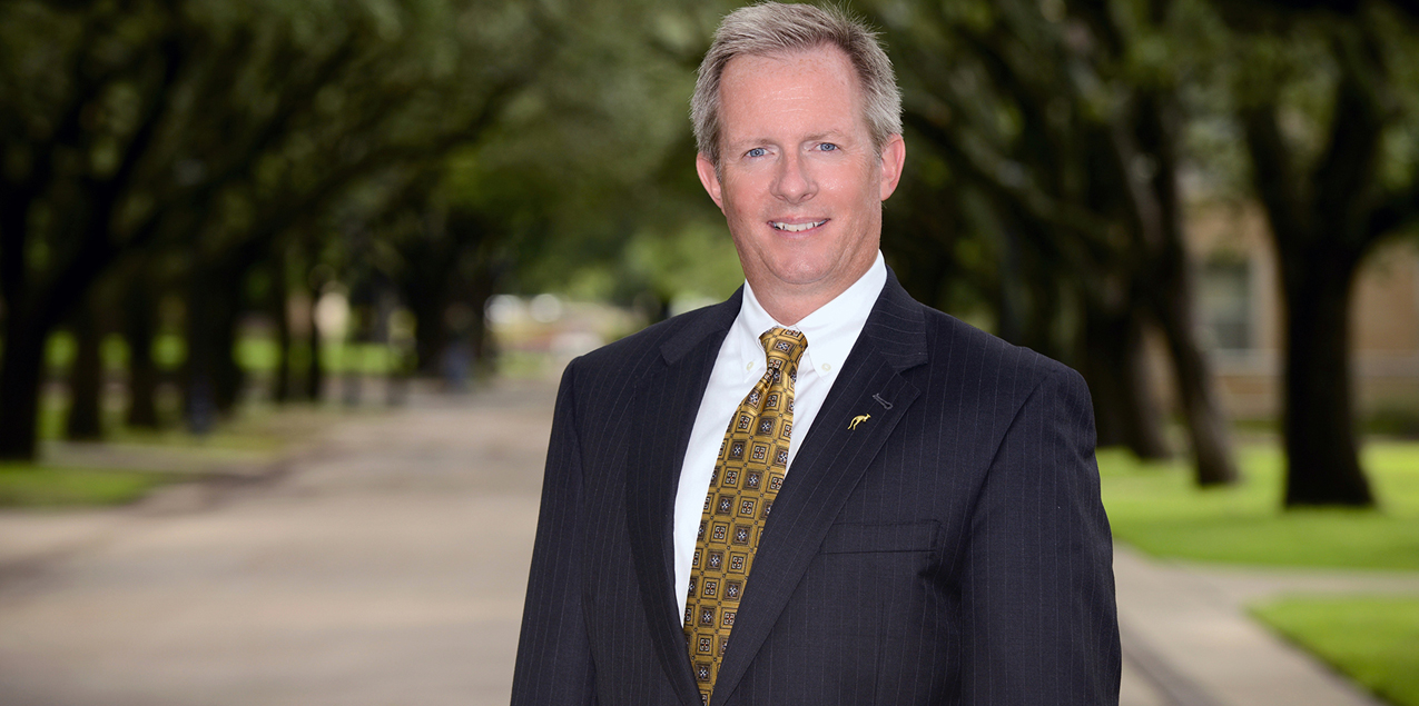 Austin College Names Steven O'Day as President