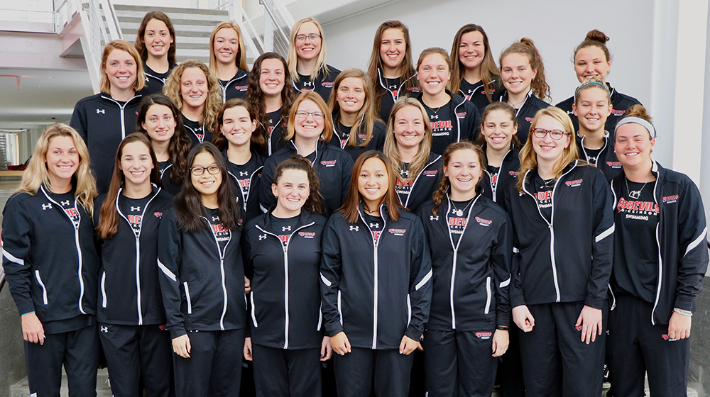 Women's Swimming Earns 50th Consecutive Scholar All-America Honor