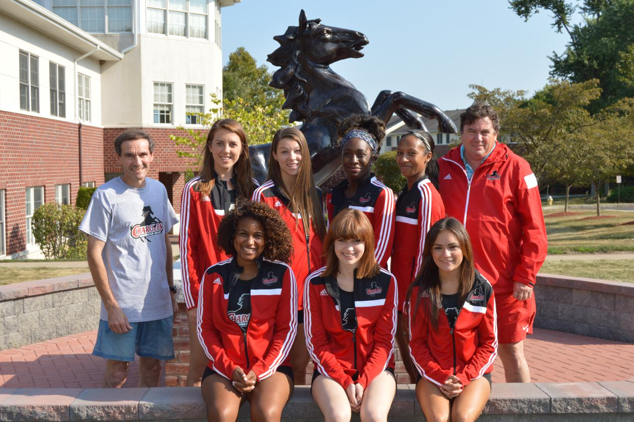 WOMEN'S CROSS COUNTRY TAKE 12TH PLACE AT 35TH PHILADELPHIA METROPOLITAN CROSS COUNTRY CHAMPIONSHIPS