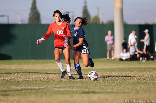 File Photo: Kylie Yamamoto (99) assisted on three goals