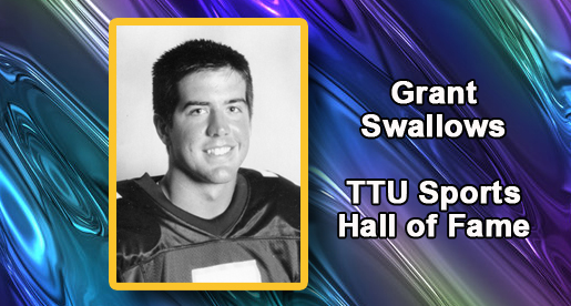 Grant Swallows to be inducted into TTU Sports Hall of Fame Nov. 2